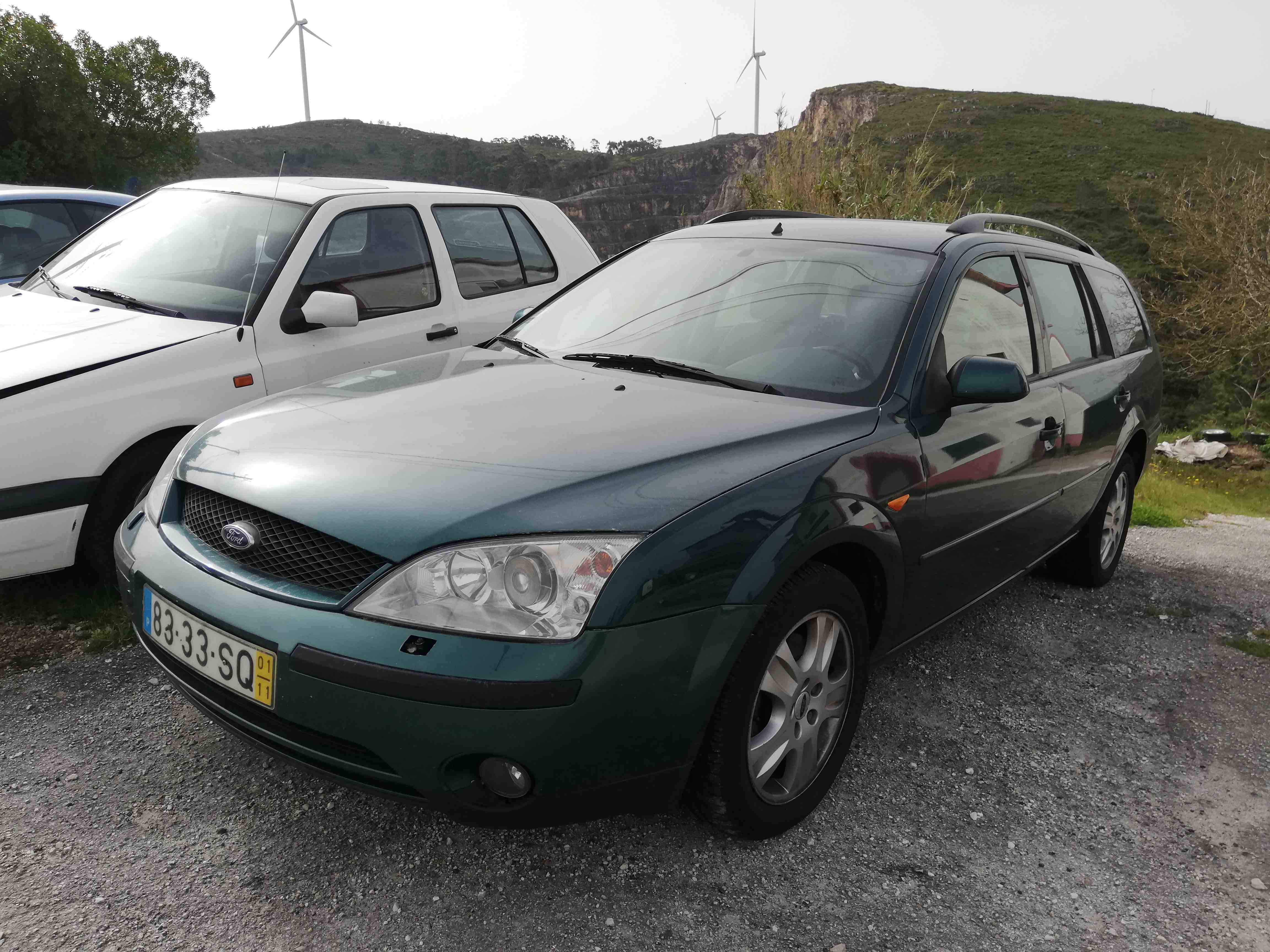 Ford - MONDEO SW 2.0 TDCI