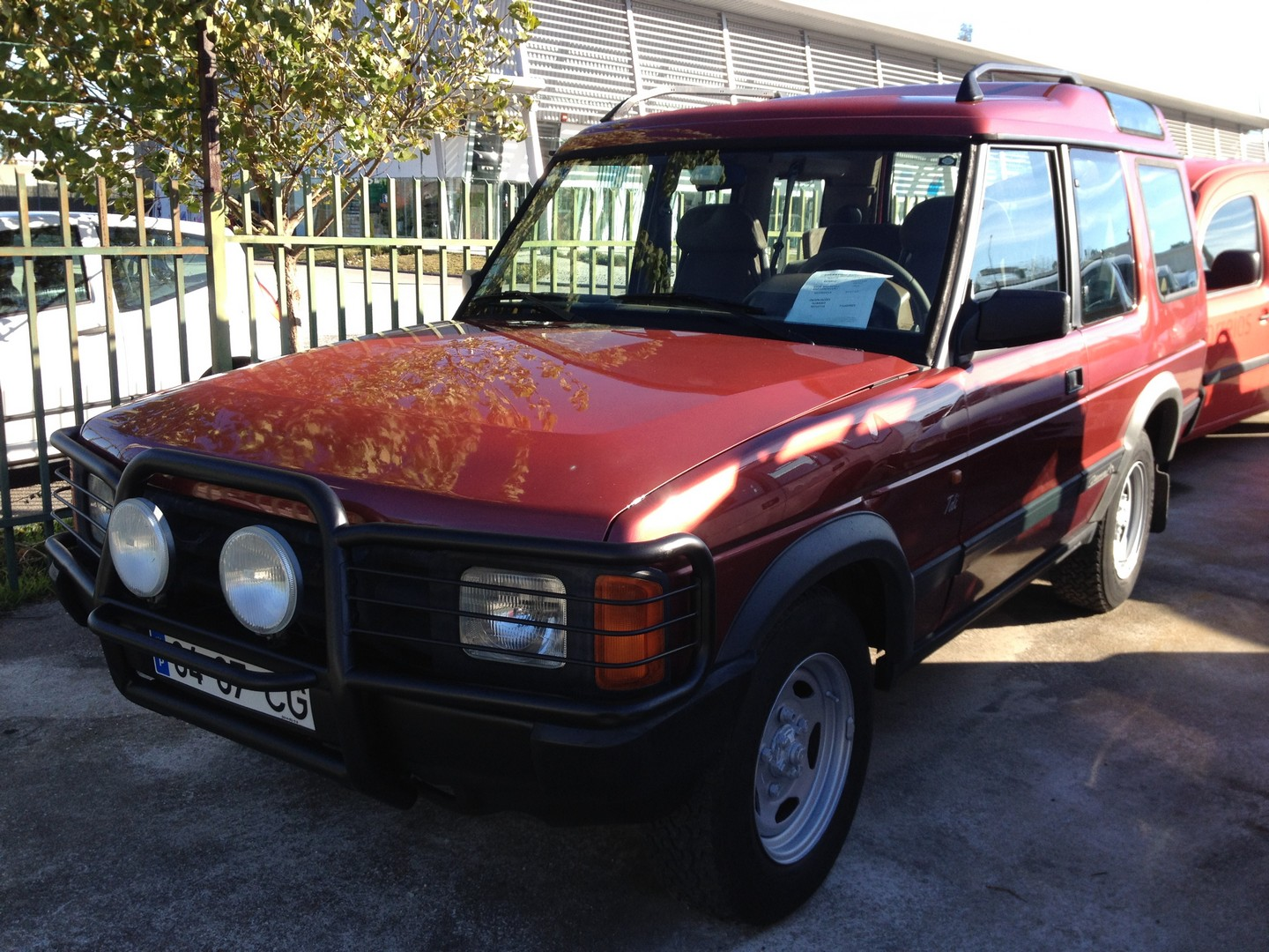 LandRover - DISCOVERY 200TDI 7 LUGARES